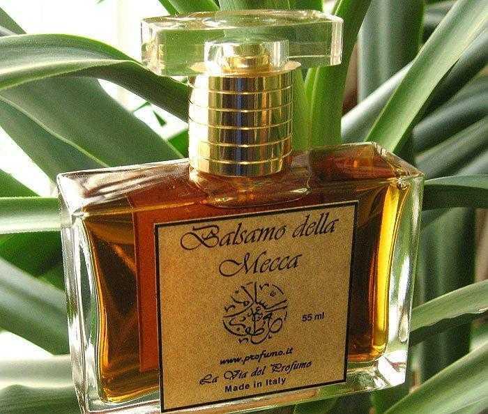 Balsamo della Mecca3 med - Natural perfumes