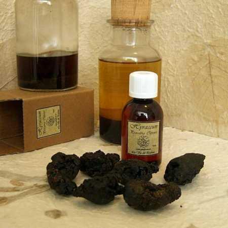 Hyraceum stone tincturing kit - Procavia Capensis