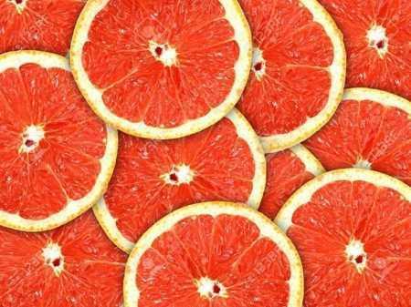 grapefruit slices 450x337 - Grapefruit